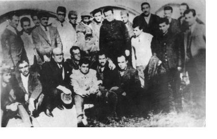 1-й Съезд НДПА
